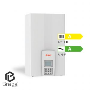 Caldaia Condensazione 30kW - EON Aurora 30kW - Classe energetica A
