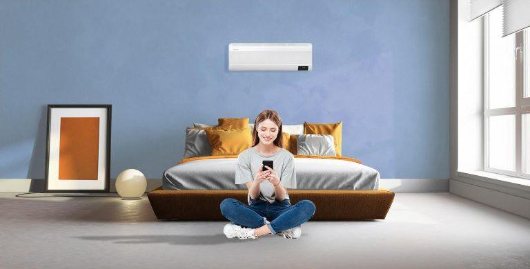 climatizzatori samsung windfree