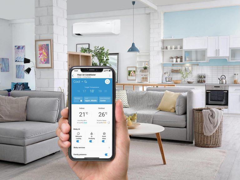 Climatizzatore Wifi Samsung CEBU