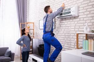 altezza del climatizzatore