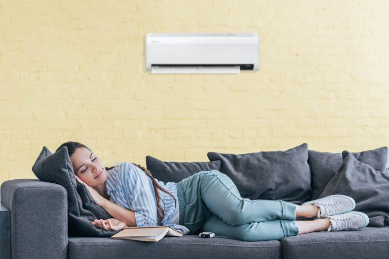 Climatizzatore a pompa di calore